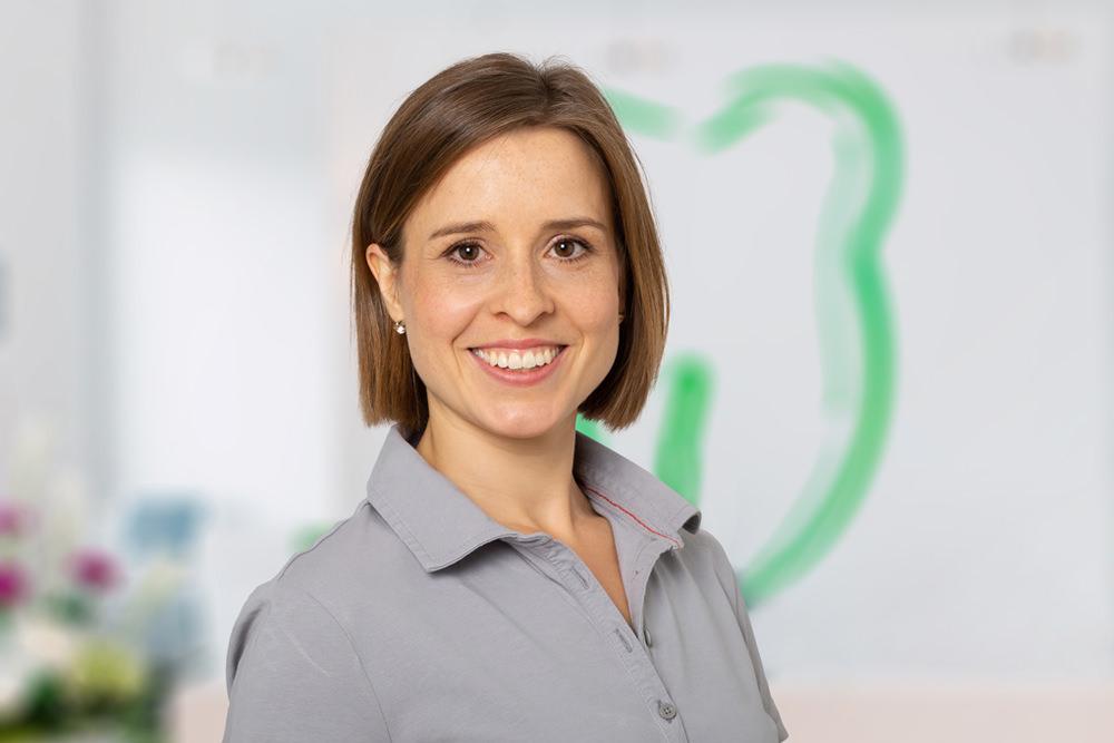 Kieferorthopädin Bonn - Gröne - Team - Dr. Greta Skoberla M.Sc.