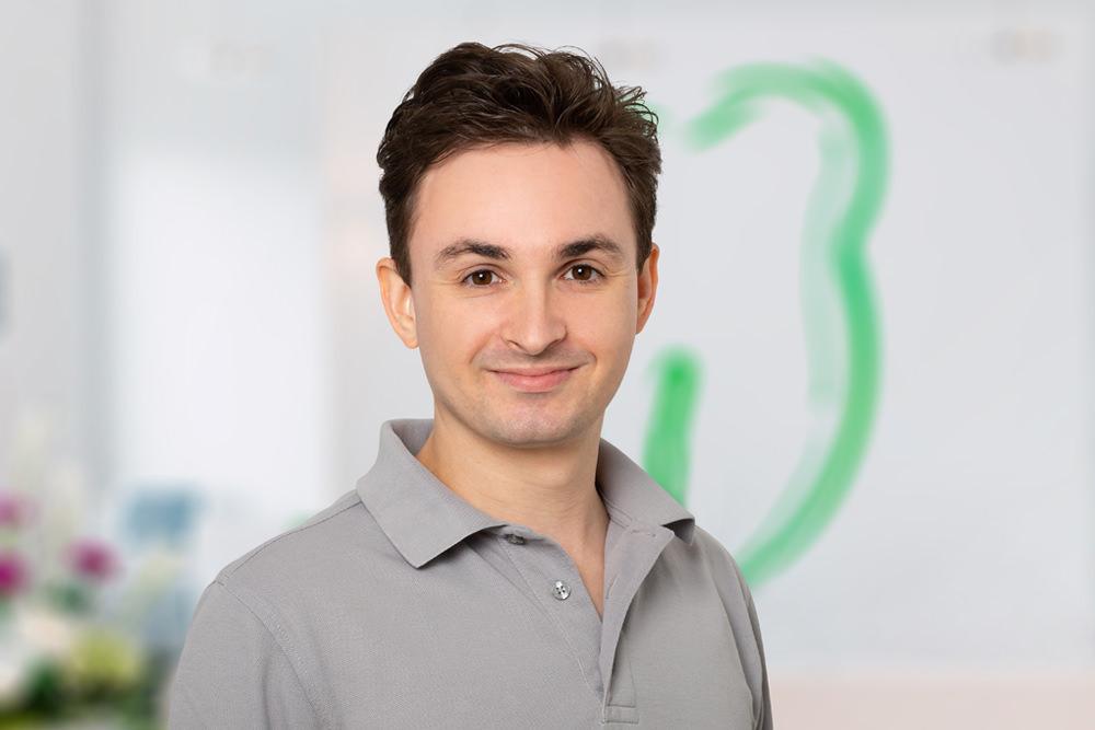 Kieferorthopädin Bonn - Gröne - Team - Dr. Marcus Saftig