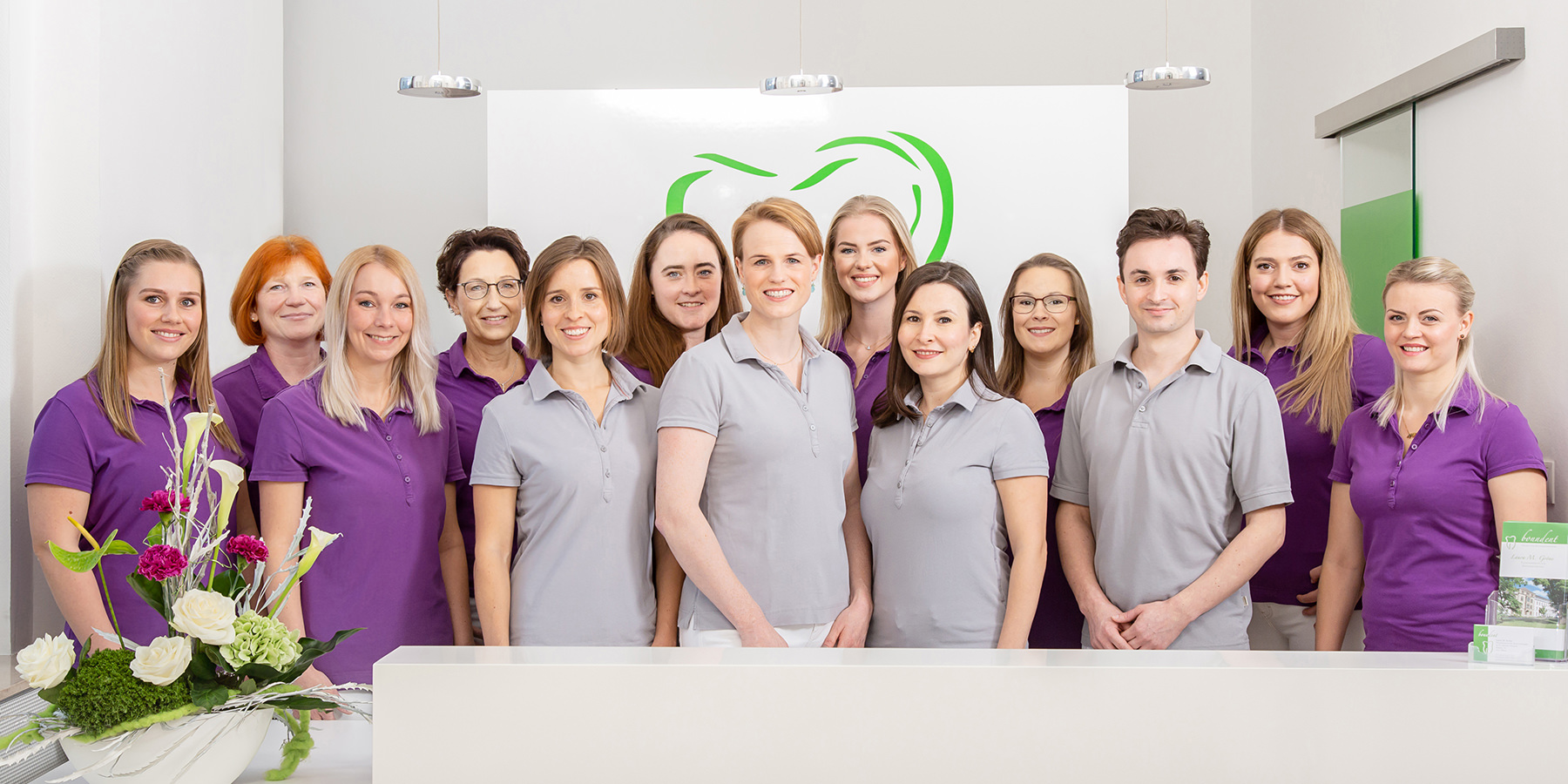 Kieferorthopädin Bonn - Gröne - Team