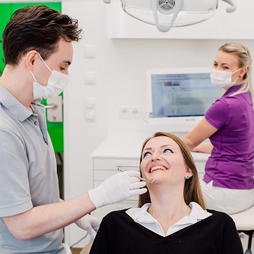 Kieferorthopädin Bonn - Gröne - Behandlung