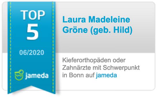 Kieferorthopädin Bonn - Gröne - jameda Siegel