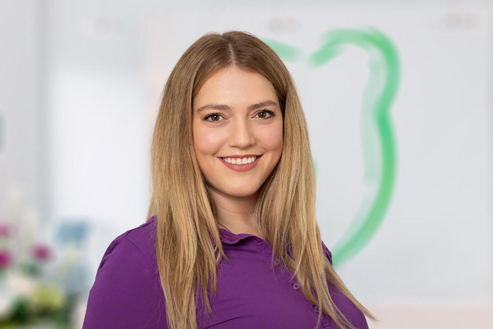 Kieferorthopädin Bonn - Gröne - Team - Elisabeth Bereczky